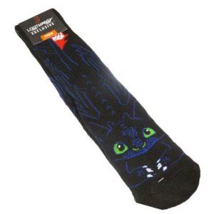 LootCrate How to Train Your Dragon Socks